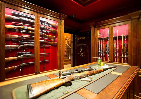 How to build a gun vault in your basement diy project for How to build a gun vault room