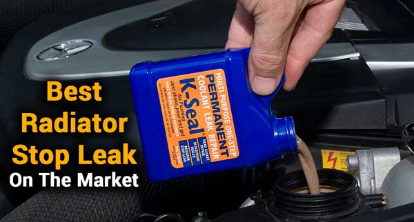 how to find crack in radiator
