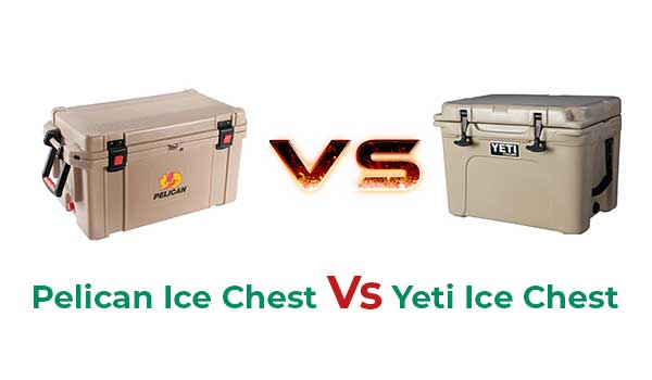 Pelican Ice Chest Vs Yeti Ice Chest