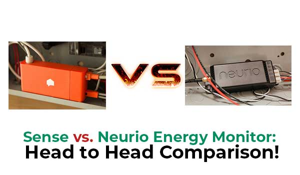 Sense vs. Neurio Energy Monitor