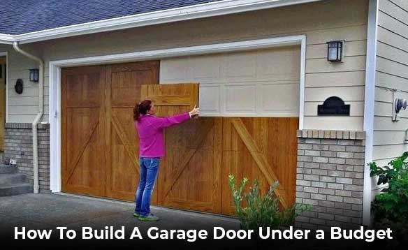 How To Build A Garage Door
