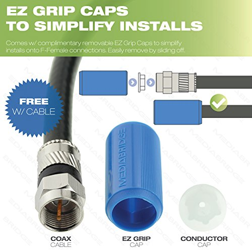 best coaxial cable for internet