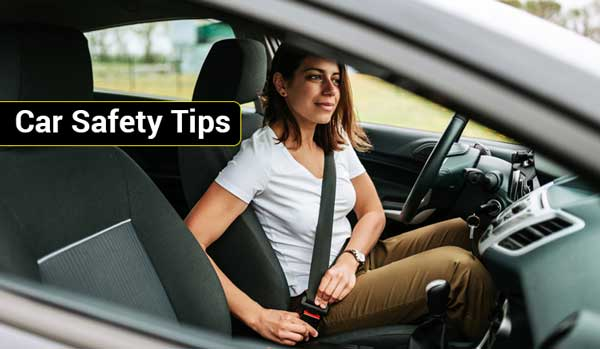 Car Safety Tips