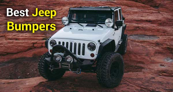 Best Jeep Bumpers