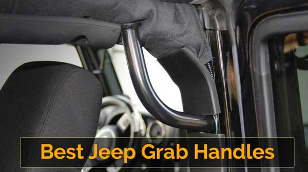 Best Jeep Grab Handles