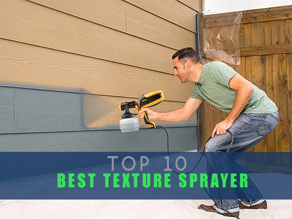 Best Texture Sprayer