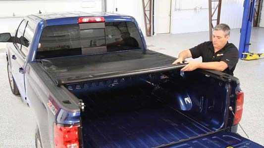Best Tonneau Cover for Silverado