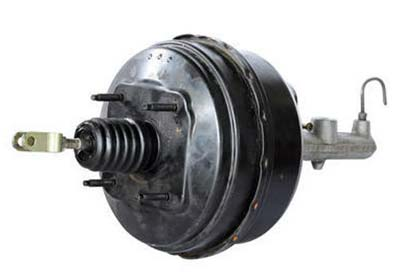 Replace The Brake Booster