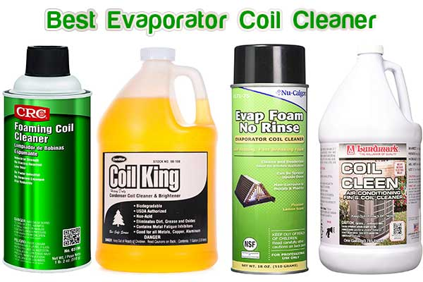 Best AC Coil Cleaner