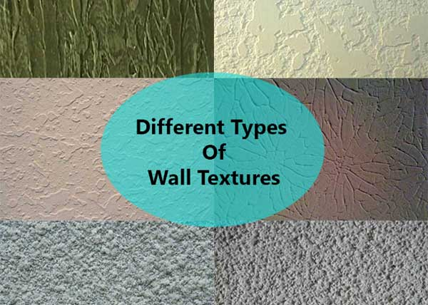 Different Types Of Wall Textures