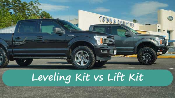 Leveling Kit vs Lift Kit