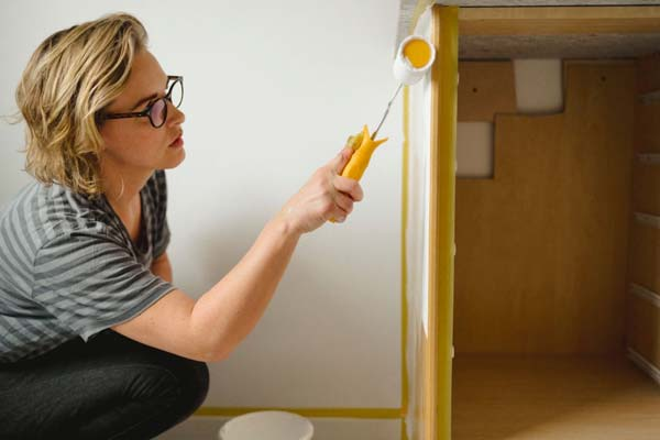 best rollers for painting cabinets